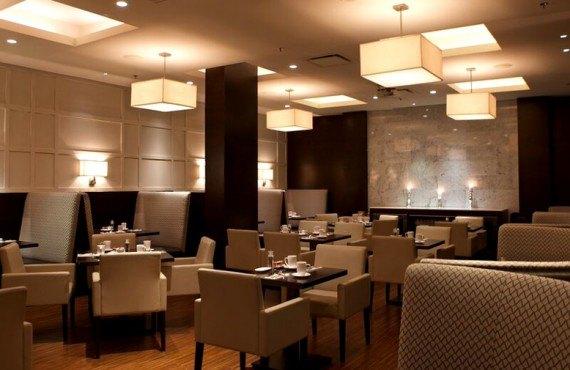 Salle a manger du restaurant C|Prime