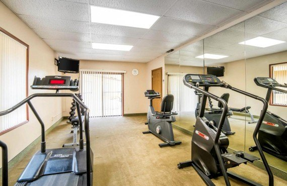 Comfort Inn Big Sky - Salle de Gym