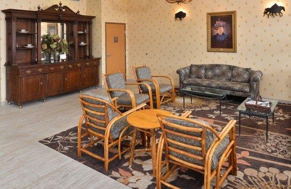 Comfort Inn Cody - Salle de détente