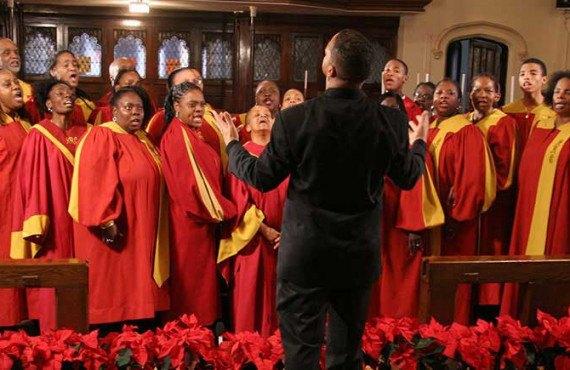 Chorale Gospel, Harlem