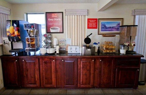 Econo Lodge Vernal - Petit-déjeuner