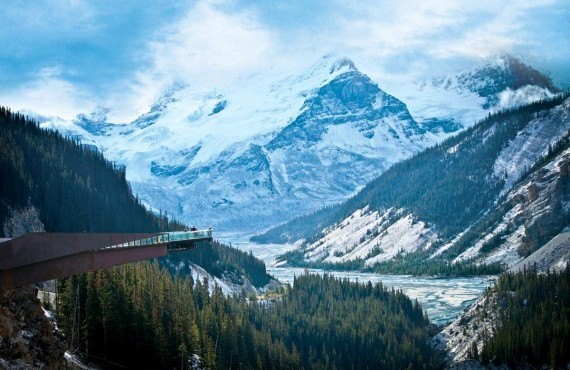 Spectaculaires vallées glaciaires