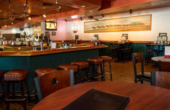 Furnace Creek Ranch - Saloon