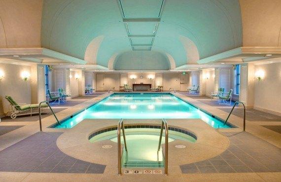 Grand America Hotel - Piscine intérieure