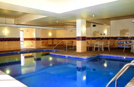 Hampton Inn Kingman - Piscine