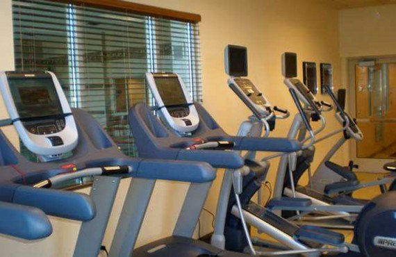 Hilton Garden Inn SLT Downtown - Salle de Gym