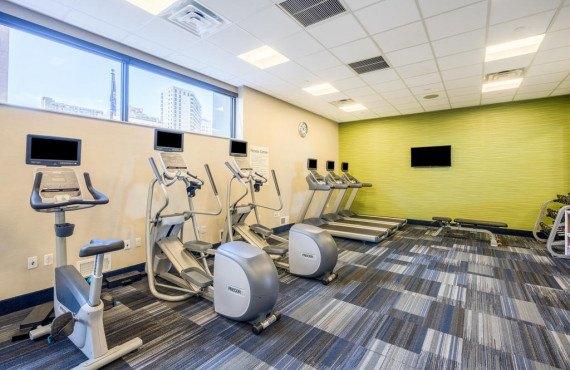 Holiday Inn Express Midtown - Salle de sport