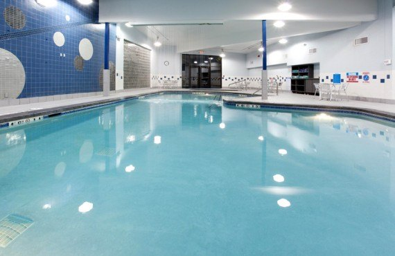 Holiday Inn Rock Springs - Piscine