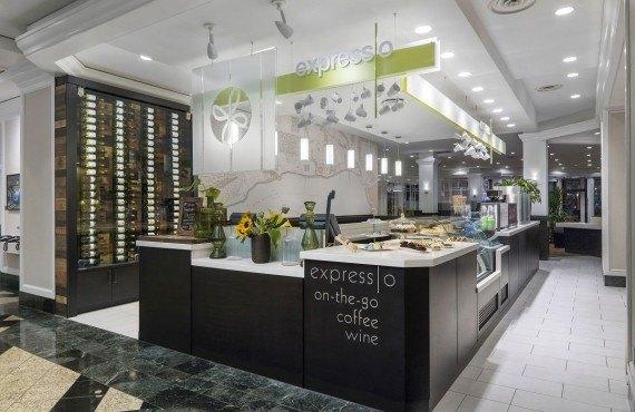 Express|o coffee & wine bar