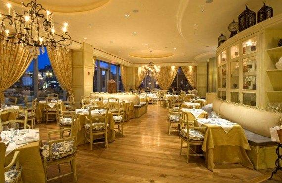 Intercontinental Boston - Restaurant