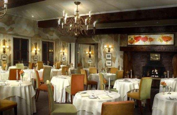 Manoir Hovey - Restaurant le Hatley
