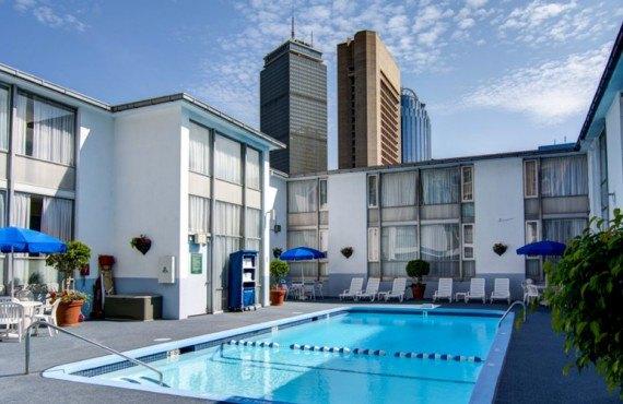 Midtown Hotel - Piscine extérieure