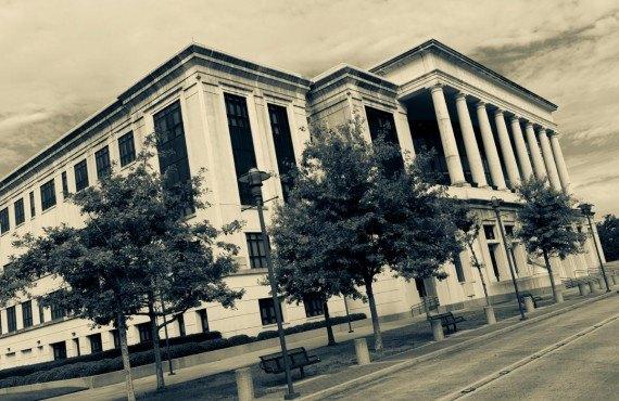 Palais de justice de Lafayette