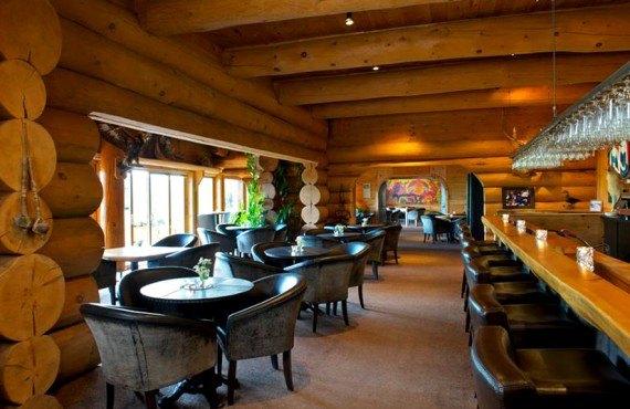 Pourvoirie Sacacomie - Bar