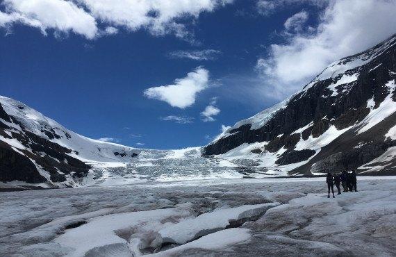 Athabasca Glacier, Jasper, AB