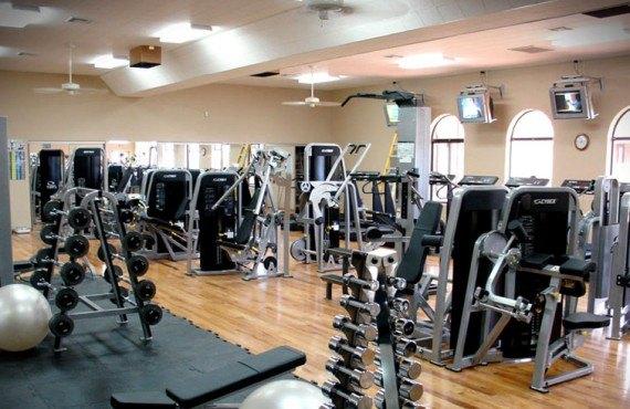 Red Mountain Resort - Gym