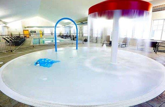 Jeux d'eau intérieurs