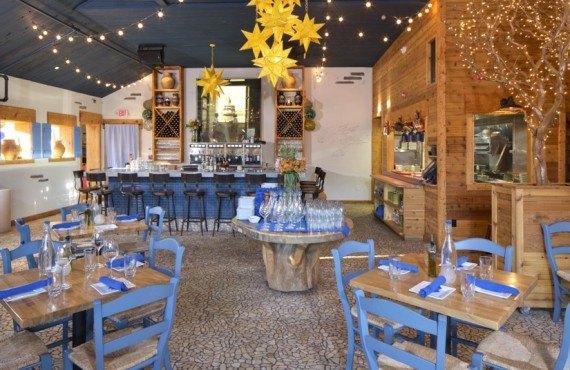 Sierra Nevada Resort - Jimmy's Taverna