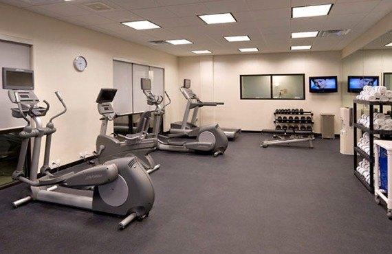 SpringHill Suites Vernal - Salle de Gym
