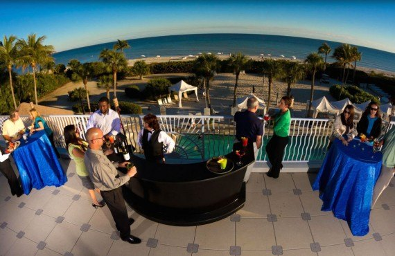 Sundial Beach Resort - La Terrasse