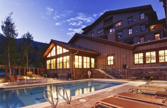 Teton Mountain Lodge - Piscine