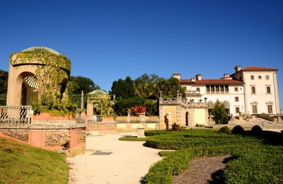 Villa de Vizcaya & Garden