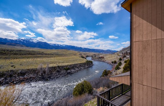 Rivière Yellowstone