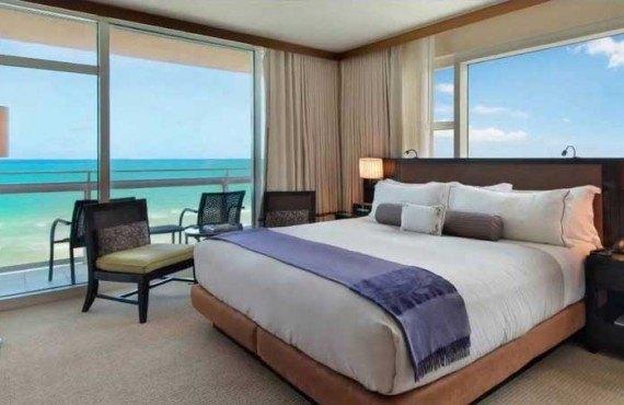 Carillon-Hotel-and-Spa-Miami-Chambre