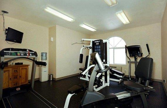 Aarchway Inn - Gym