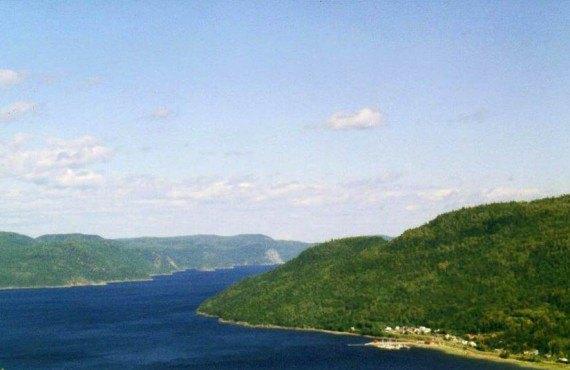Auberge Maison Gagné - À proximité, le Fjord du Saguenay