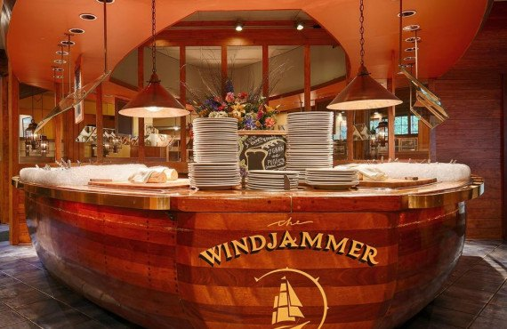 Restaurant Windjammer