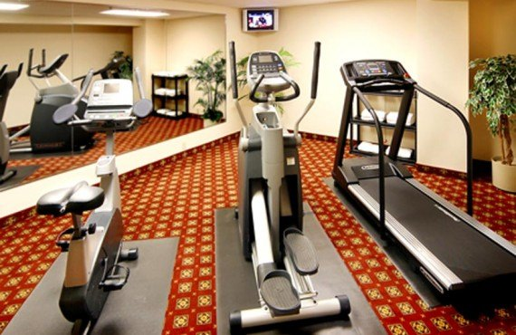 Best Western Gatineau - Gym