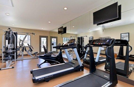 Best Western Stovalls Inn - Salle de Gym