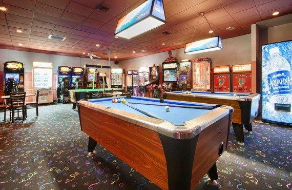 Best Western Squire Inn-Salle de divertissement