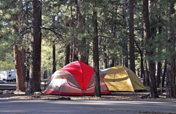 Camping Grand Canyon - Secteur Nord