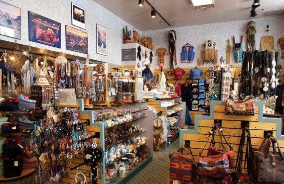 Canyon Plaza Resort - Boutique souvenirs