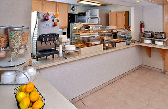Clarion Inn Page - Petit-déjeuner