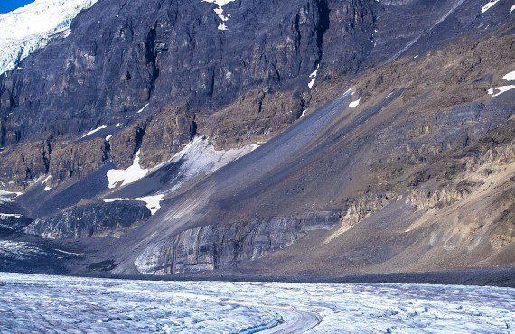 Excursion au glacier Athabasca