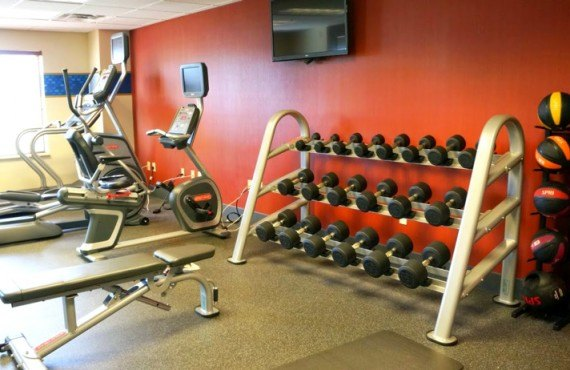 Hampton Inn Kingman - Gym