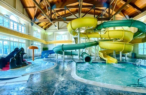 Hampton Inn North Conway - Piscine