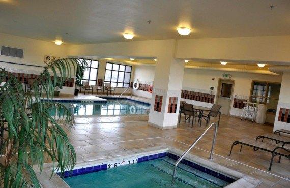 Hampton Inn Rock Springs - Piscine