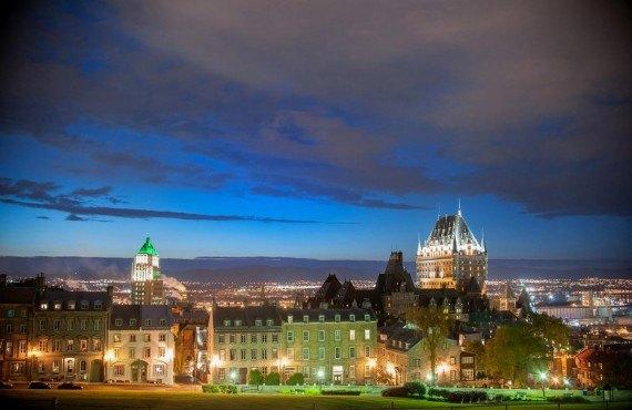 Haute-Ville, Vieux-Québec