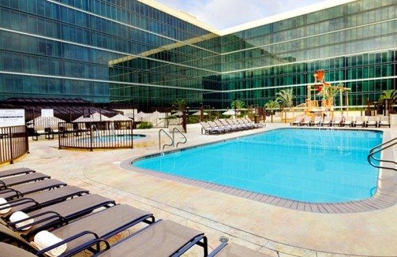 Hilton Anaheim - Piscine