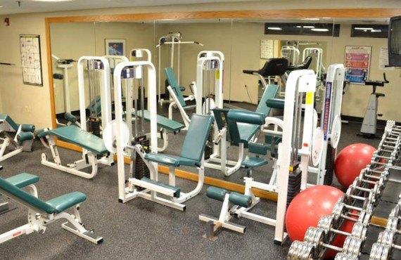Holiday Inn Rutland - Gym