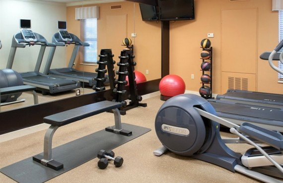 Homewood Suites Pensacola - Gym