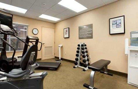 Homewood Suites Tallahassee - Gym
