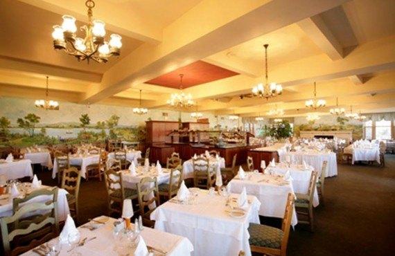 Hôtel Tadoussac - Restaurant le Coverdale