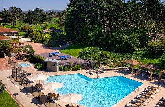 Hyatt Regency Monterey - Piscine extérieure