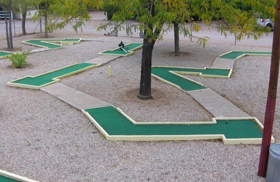 Kingman Koa - Mini-golf