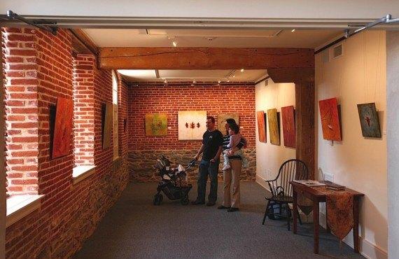 Lancaster Arts Hotel - Galerie d'Art de l'Hôtel